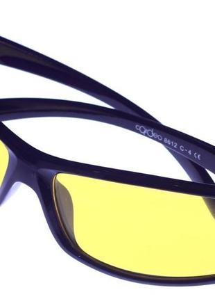 Солнцезащитные спортивные очки cardeo. антифары. 8612с4