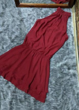 Платье с американской проймой bpc collection