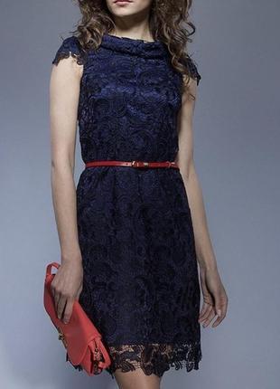 Bgl платье коктельное выпускное вечернее кружевное срочно