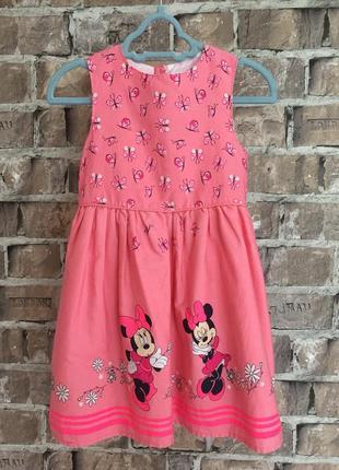 Плаття для маленької леді, вік 2-3 р, з міні, на підкладі