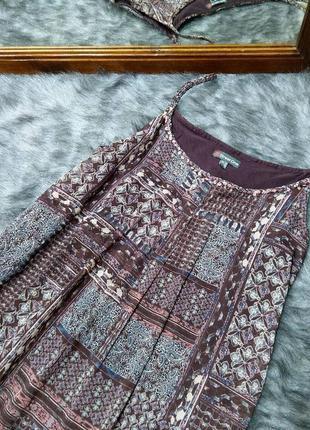 Платье на бретелях свободного кроя street one2 фото