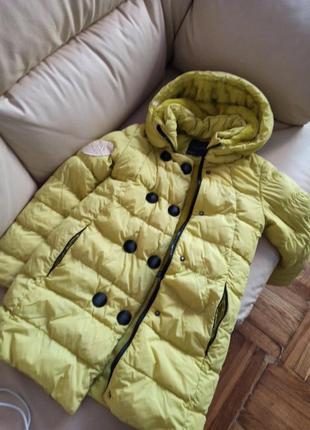Зимове пальто 140р.
