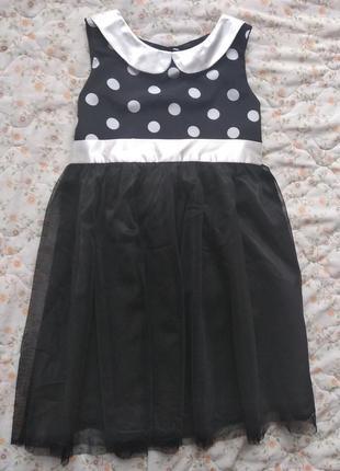 Плаття фатин next 3-4 роки 98-104 см