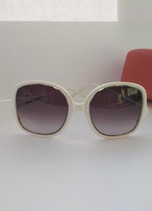 Солнцезащитные очки moschino mo641 фирменные от солнца оригинал италия