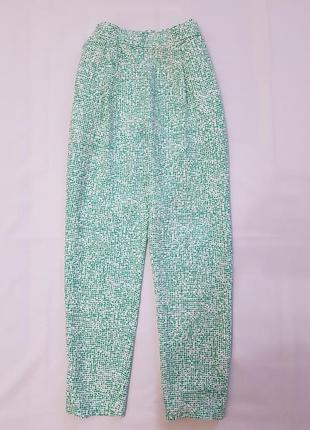 Cos брюки штаны с защипами летние легкие 36