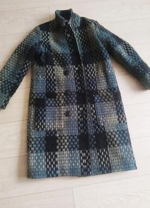 Стильне зимове  пальто2 фото