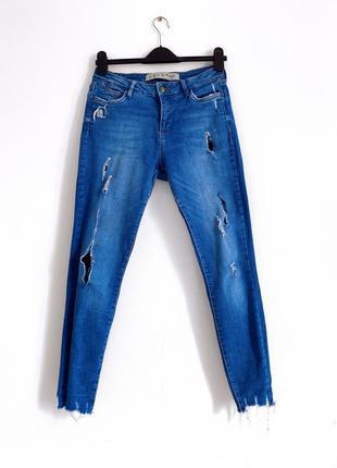 Крутые джинсы штаны брюки