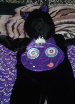 Детский костюм летучая мышка