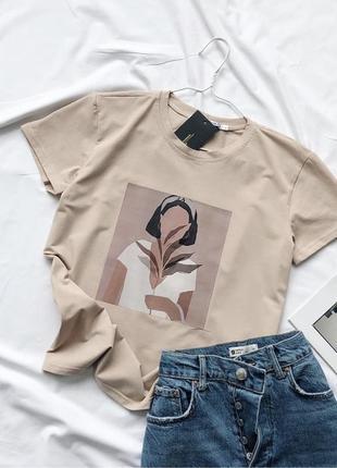 Стильні футболки з прінтом