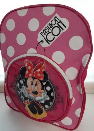 Disney mini maus детский рюкзак