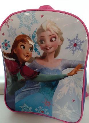 Disney холодное сердце анна и эльза детский рюкзак