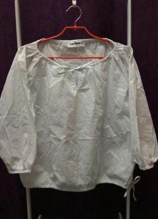 Блузка-рубашка cacharel (франція) оригінал