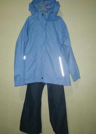 Куртка костюм комбинезон дождевик1 фото