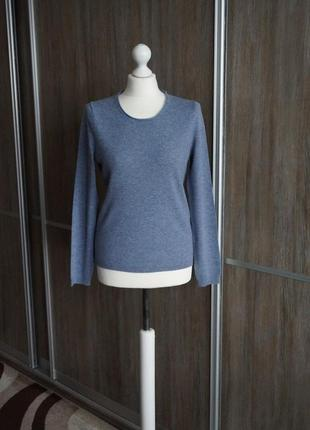 Gerry weber кашемировый свитер. размер s-m