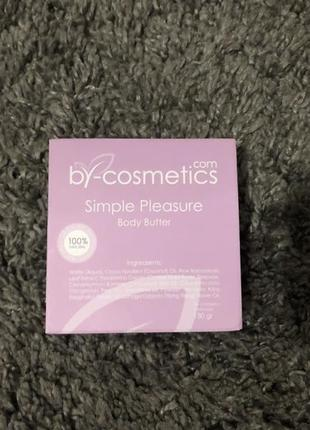 By-cosmetics масло для тела