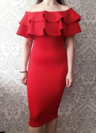 Шикарные нарядное вечернее платье