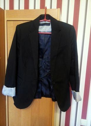 Крутейший пиджак zara basic
