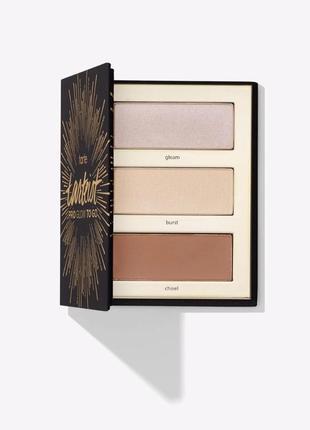 Tarte bronzer/highlighter/ палетка бронзер+хайлайтер/ палетка для лица