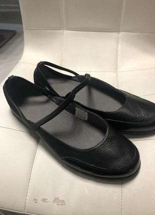 Стильные спортивные туфельки кожа rockport