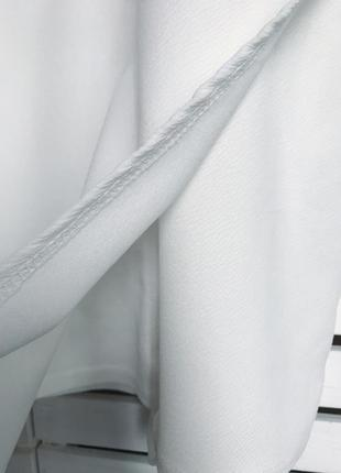 Белый комбинезон комбез ромпер с шортами7 фото