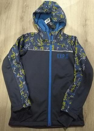 Спортивная куртка softshell, crivit, германия 122-128, 134-140, 146-152