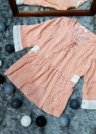 Блуза топ кофточка из натуральной вискозы