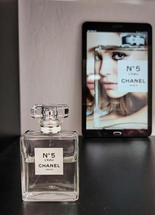Chanel #5 l'eau (розпив 5мл, 10мл, 12мл) оригінал, особиста колекція