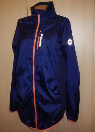Куртка ветровка stormberg p.xl(52) для беременных