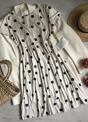Нежное платье-миди(xl)