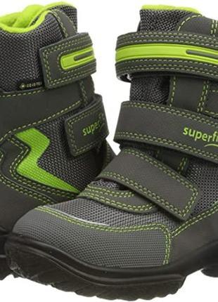 Зимние ботинки superfit1 фото