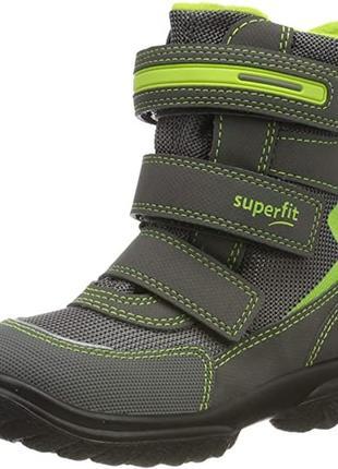Зимние ботинки superfit2 фото