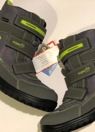 Зимние ботинки superfit4 фото