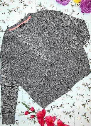 🎁1+1=3 стильный вязанный женский кардиган f&f, размер 46 - 486 фото