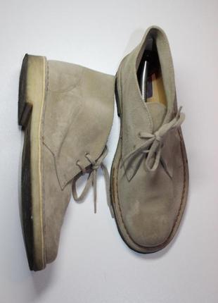 Дезерты дезерти ботинки черевики замшеві оригинал2 фото