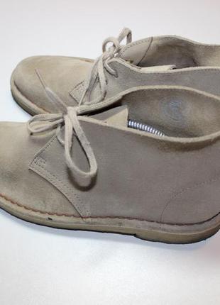 Дезерты дезерти ботинки черевики замшеві оригинал3 фото