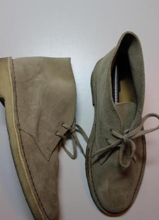 Дезерты дезерти ботинки черевики замшеві оригинал5 фото