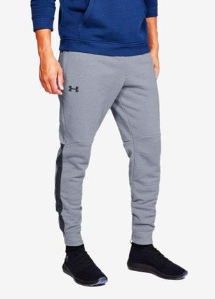 ☢️💜спортивные штаны🌟under armour🌟джоггеры✨tb fleece jogger 1329753-035