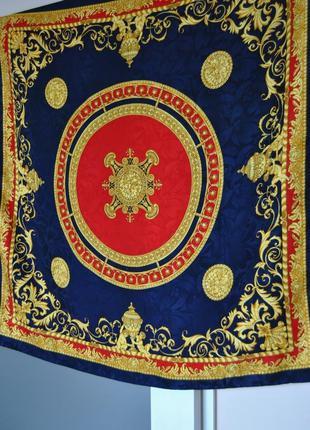 Шелковый платок шарф /шовкова хустка
