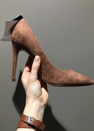 Туфли asos, размер 403 фото