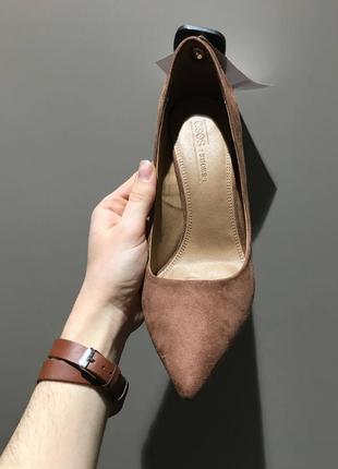 Туфли asos, размер 402 фото