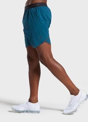 Мужские шорты gymshark tech оригинал