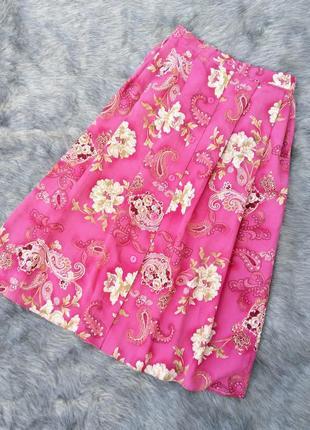 Пышная юбка миди1 фото