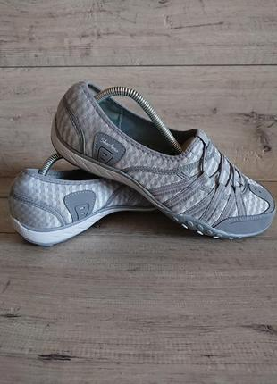 Мокасины балетки скечерс skechers dimension 42-43р5 фото