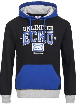 Мужская толстовка ecko размер s на м 48-50 оригинал ean 5015017899320