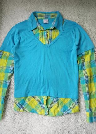 Рубашка - футболка летняя