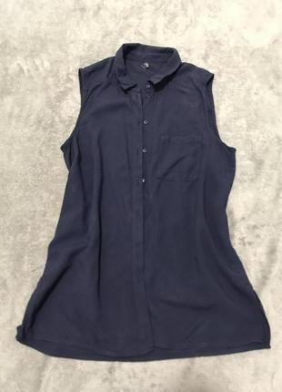 Рубашка блуза s-m