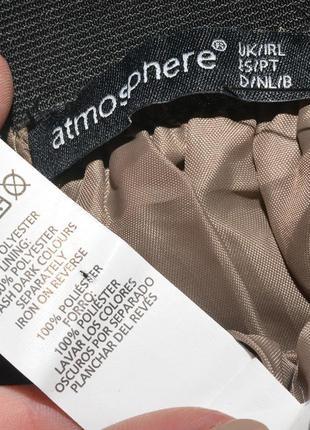 Новая плиссированная юбка в бантиках atmosphere4 фото