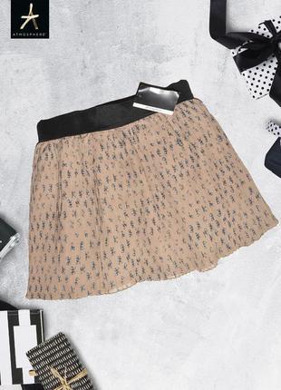 Новая плиссированная юбка в бантиках atmosphere2 фото