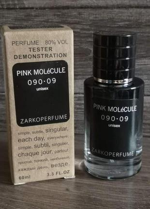 Zarkoperfume pink molecule 090.09,tester lux,унисекс, 60 мл