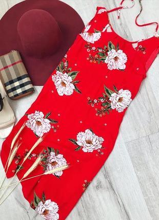 Платье а цветы